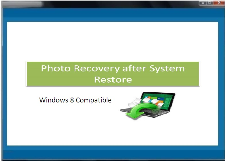 Tool Photo Recovery after System Restore